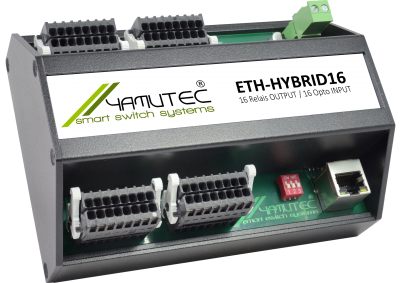 Yamtuec 16 Kanal Ethernet Hybrid Modul